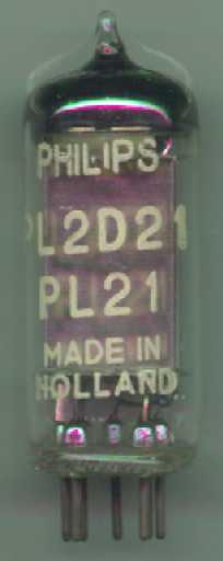 205 1 neue Telefunken Lorenz Röhre PCL81  original verpackt /</>
